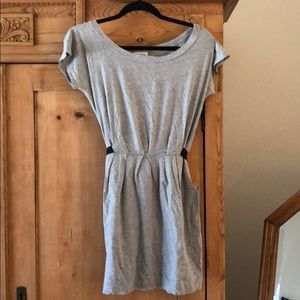 Gray Tunic - Urban Outfitters